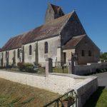 Saint-Lambert-sur-Dive, l'église Saint-Lambert