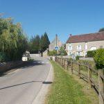 Saint-Lambert-sur-Dive, le sud du bourg