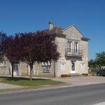 Saint-Lambert-sur-Dive, la mairie