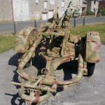 Saint-Lambert-sur-Dive, canon Flak 38