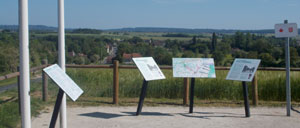 Saint-Lambert-sur-Dive, observatoire