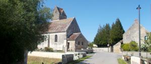 Saint-Lambert-sur-Dive, ville lettrine