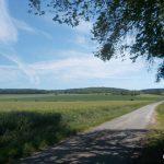 Aubry-en-Exmes, la campagne environnante