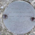 Aubry-en-Exmes, stèle Leutnant von Richthofen