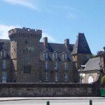Rânes, le château du XVIIIe siècle