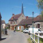 Vieux-Pont, le centre ville