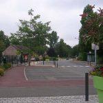 Baron-sur-Odon, le centre ville