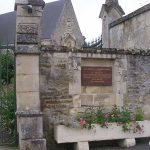 Baron-sur-Odon, plaque General MacKintosh Walker