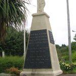 Baron-sur-Odon, plaque soldats britanniques