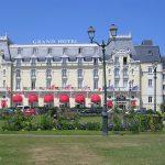 Cabourg, le Grand Hôtel