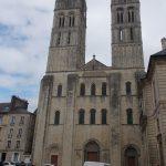 Caen, l'église Saint-Étienne