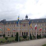 Caen, l'hôtel de ville