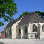 Caen, l'église Saint-Georges