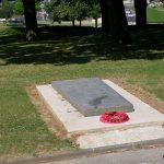 Caen, tombe victime civile inconnue