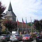 Cambremer, l'église Saint-Denis du XIe siècle