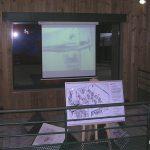 Douvres-la-Délivrande, musée franco-allemand du Radar - salle de commandement