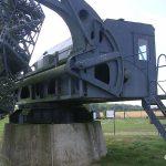 Douvres-la-Délivrande, musée franco-allemand du Radar - radar Würzburg-Riese