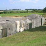 Douvres-la-Délivrande, musée franco-allemand du Radar - abri pour le personnel