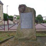 Gavrus, stèle de la Libération