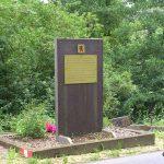 Gavrus, stèle 15th Scottish Infantry division