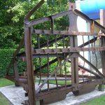 Saint-Laurent-sur-Mer, musée mémorial d'Omaha Beach - porte belge ou barrière Cointet