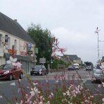 Tourville-sur-Odon, le centre ville