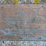 Tourville-sur-Odon, stèle Lieutenant General Barber
