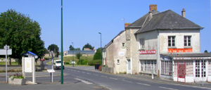 Vierville-sur-Mer, ville lettrine