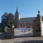 La Motte-Fouquet, l'église Saint-Symphorien du XIIe siècle
