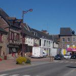 Ceaucé, le centre ville
