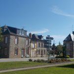 Saint-Michel-des-Andaines, le centre ville