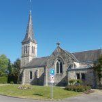Saint-Michel-des-Andaines, l'église Saint-Michel