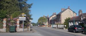 Saint-Michel-des-Andaines, ville lettrine