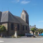 Champsecret, l'église Notre-Dame de Champsecret du XVIIe siècle