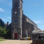 La Coulonche, l'église Notre-Dame