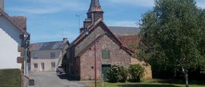 La Coulonche, ville lettrine