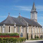 Le Grais, l'église Notre-Dame des Sept-Douleurs