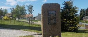 Le Grais, monument lettrine