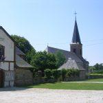 Avernes-Saint-Gourgon, le centre