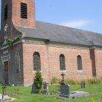 Avernes-Saint-Gourgon, l'église Saint-Gourgon