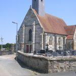 Le Bosc-Renoult, l'église Saint-Pierre et Saint-Paul du XVIe siècle