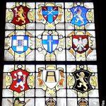 Bayeux, vitrail Forces alliées