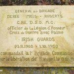 Bavent, tombe Brigadier Mills Roberts