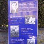 Exmes, monument général Leclerc