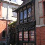 L'Aigle, maison ancienne