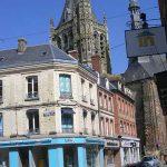 L'Aigle, le centre ville