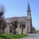 Saint-Christophe-le-Jajolet, l'église Saint-Christophe du XIXe siècle