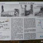 Banville, stèle soldats canadiens