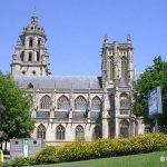 Argentan, l'église Saint-Germain du XVe siècle