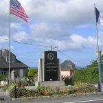 Barneville-Carteret, monument de la Coupure du Cotentin